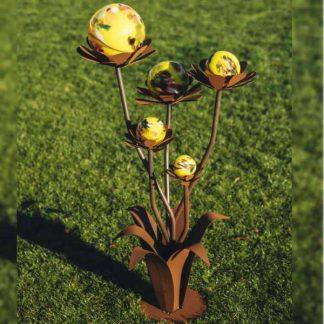 Metallblumen Blumenzauber