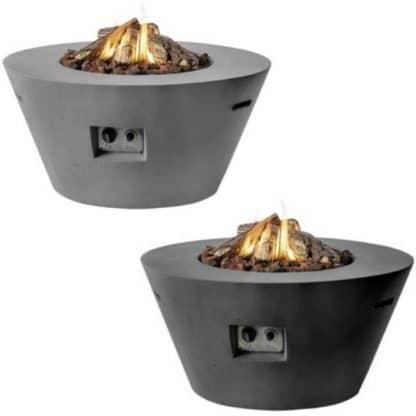 Feuertisch Cone