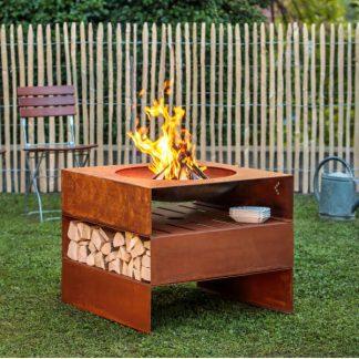 Feuerschale light my fire.great cube