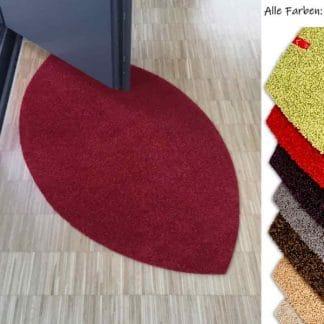 Fußmatte Blattform