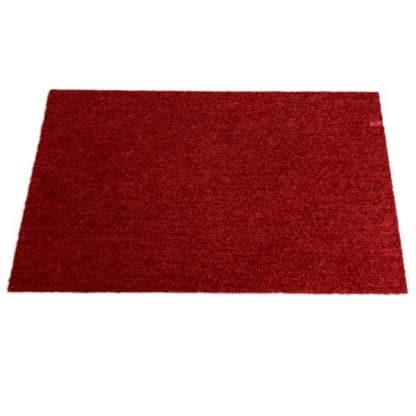 Fußmatte Bravo rot