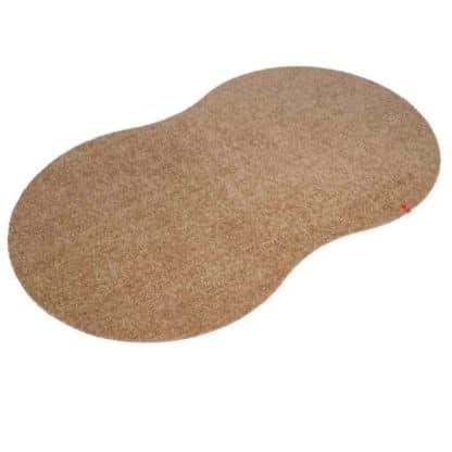 Fußmatte DuePunti sand