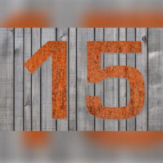 iron hausnummer 15 von keilbach
