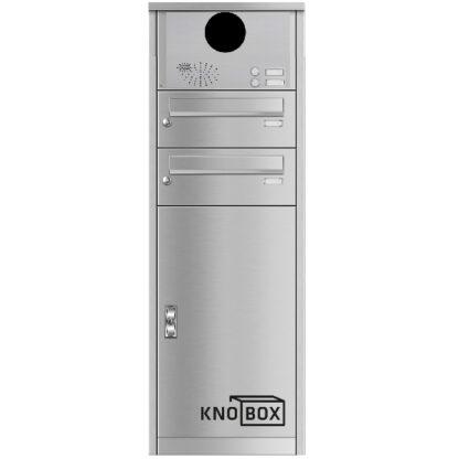 Paketkasten Knobox von Knobloch