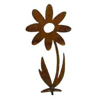 Gartenstecker Blume klein