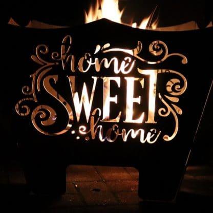 Feuerkorb Home Sweet Home