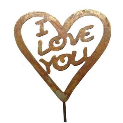 Herz I love you