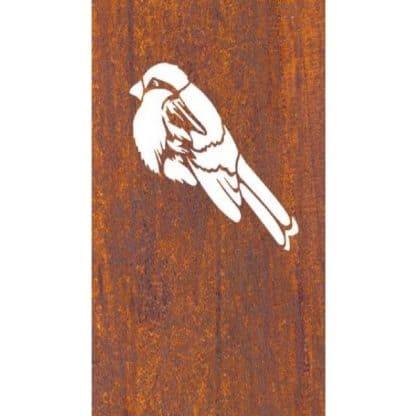 Sichtschutz Vogel