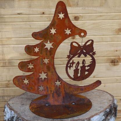 Weihnachtsbaum mit Sternchen