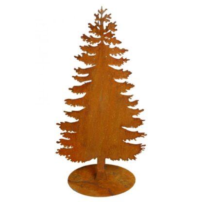 Tannenbaum gross Edelrost
