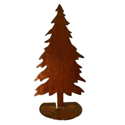 Tannenbaum Edelrost 60 cm