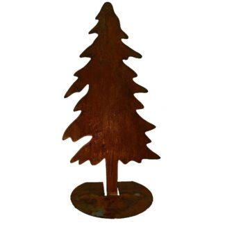 Tannenbaum Edelrost 75 cm