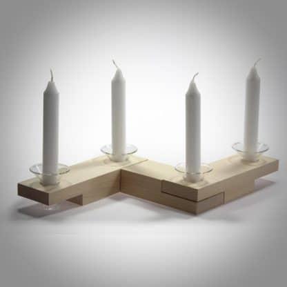 Kerzenhalter a-la-froebel