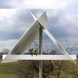 Vogelhäuser aus Metall