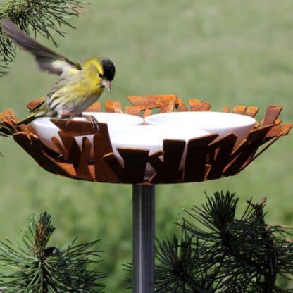 Futterstation in Nestform