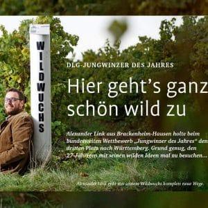 Pressebericht Weingut Wolf 2016